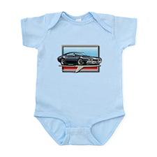 Black 68 Cutlass Infant Bodysuit