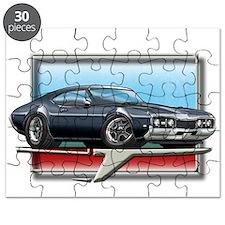 Black 68 Cutlass Puzzle