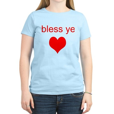 BLESS YER HEART WOMEN'S TEE