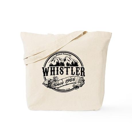 Whistler Old Circle Tote Bag