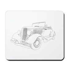 Ford 1932 Convertible Mousepad