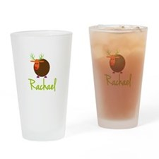 Rachael the Reindeer Drinking Glass