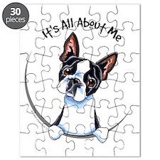 Boston Terrier IAAM Puzzle