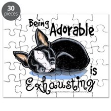 Boston Being Adorable Puzzle