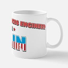 Building services engineer fo Mug