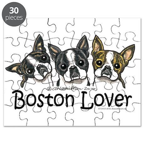 Boston Lover Puzzle