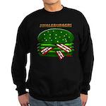 Jingle Burger! Sweatshirt (dark)