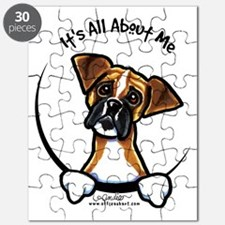 Funny Boxer Puzzle