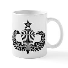 Sr. Parachutist -- B-W Mug
