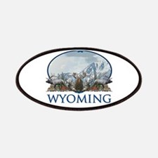 Wyoming Patches