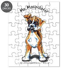 Boxer Manipulate Puzzle