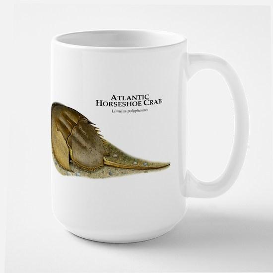 Atlantic Horseshoe Crab Large Mug