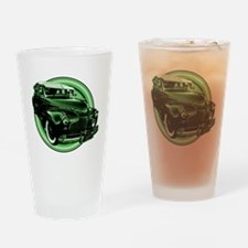 slow and low rider Drinking Glass