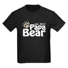 Papa Bear Claw Est 2012 T