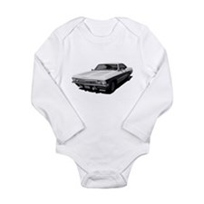 Chevy Impala Long Sleeve Infant Bodysuit