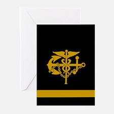 USPHS Ensign<BR> Six Greeting Cards