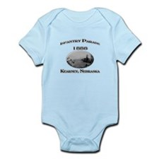 Kearney Infantry Parade Infant Bodysuit