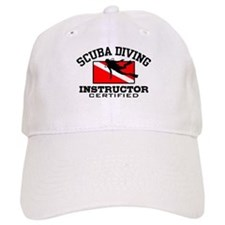 Scuba Diving Instructor Cap