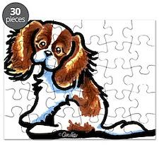 Cute Blenheim CKCS Puzzle