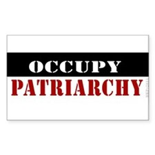 #Occupy Patriarchy Decal