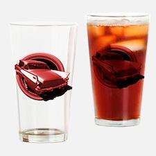 Studebaker Hawk Drinking Glass