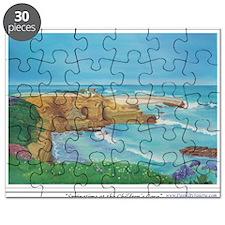 Springtime at the Children's Puzzle