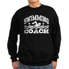 Swimming Coach Sweatshirt