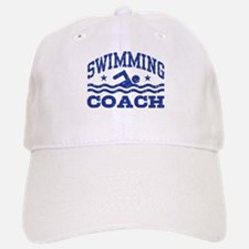 Swimming Coach Baseball Baseball Cap
