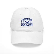 Swimming Coach Baseball Cap