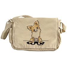 LH Chihuahua Sit Pretty Messenger Bag