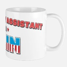 Laboratory assistant for Cain Mug