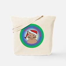 Christmas Kitty / Tote Bag