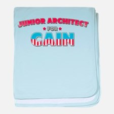 Junior architect for Cain baby blanket