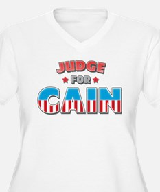 Judge for Cain T-Shirt