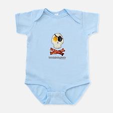 Breakfast Pirate... Infant Bodysuit