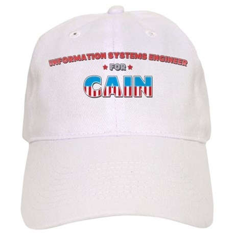 Information systems engineer Cap