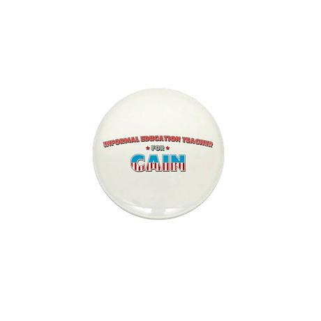 Informal education teacher fo Mini Button