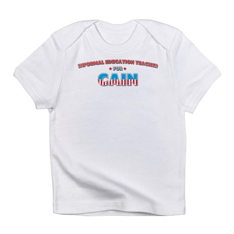 Informal education teacher fo Infant T-Shirt