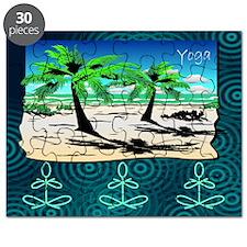 Yoga Beach Puzzle