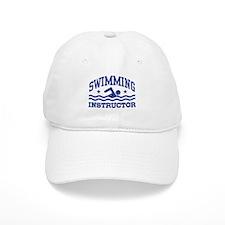 Swimming Instructor Baseball Cap