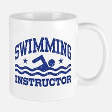 Swimming Instructor Mug