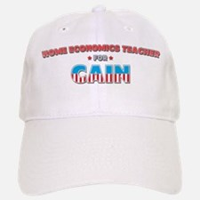 Home economics teacher for Ca Baseball Baseball Cap