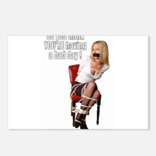 So You Think You're Having A Postcards (Package of