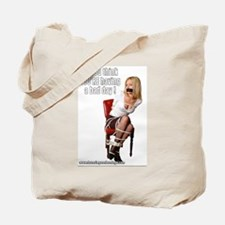 So You Think You're Having A Tote Bag