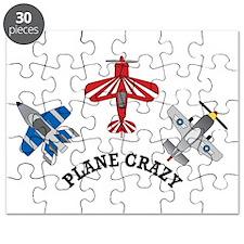 Aviation Plane Crazy Puzzle