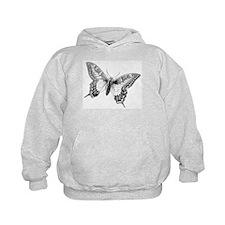Vintage Butterfly Hoodie