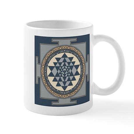 Sri Yantra Mandala Mug