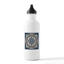 Sri Yantra Mandala Water Bottle