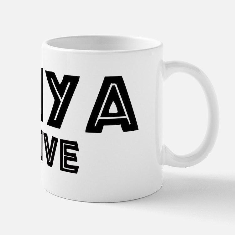Konya Native Small Small Mug
