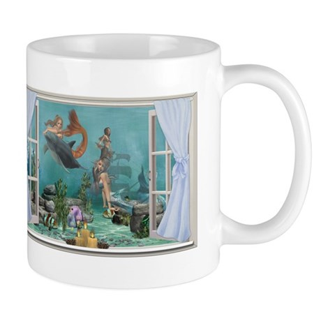 A Mermaids World Mug